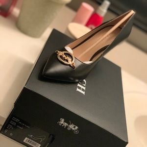 Brand new black Audrey Pump